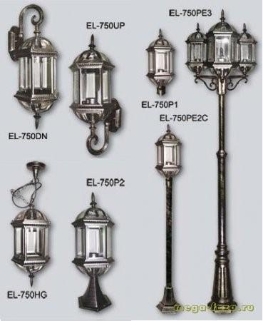 садовые светильники на светодиодах