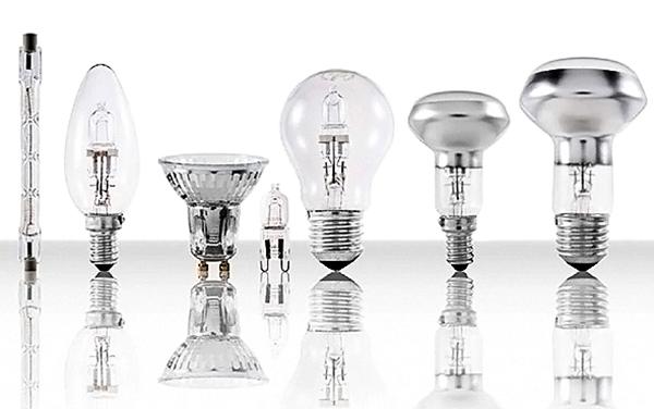 домашние галогенные лампы