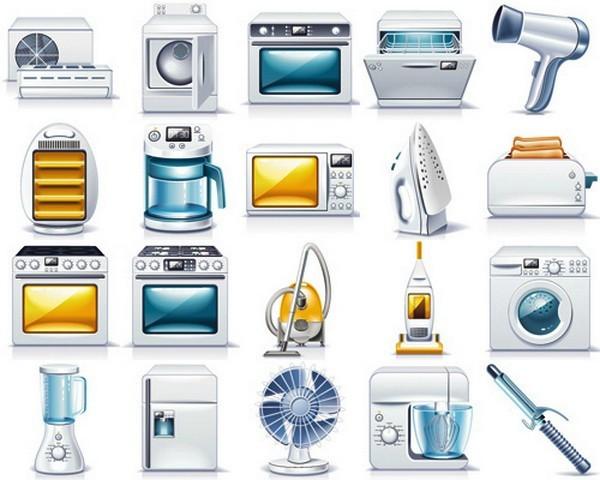 расчёт потребления бытовых приборов