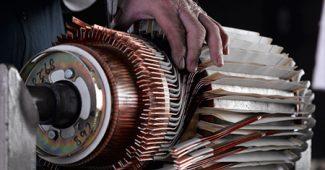 капитальный ремонт электрического двигателя