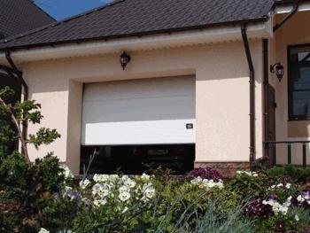 электропривод гаражных ворот
