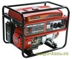 лучший бензиновый генератор