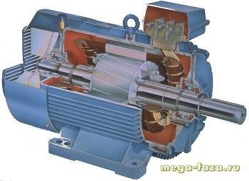 то и ремонт электродвигателя
