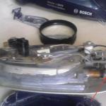 Ремонт утюга BOSCH DA70