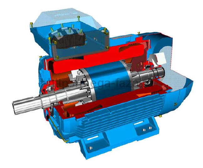 электродвигатели импортного производства